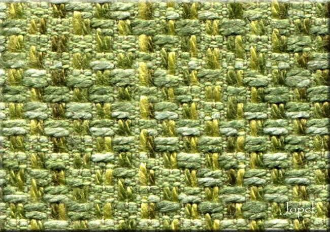 Kit vert Tissus