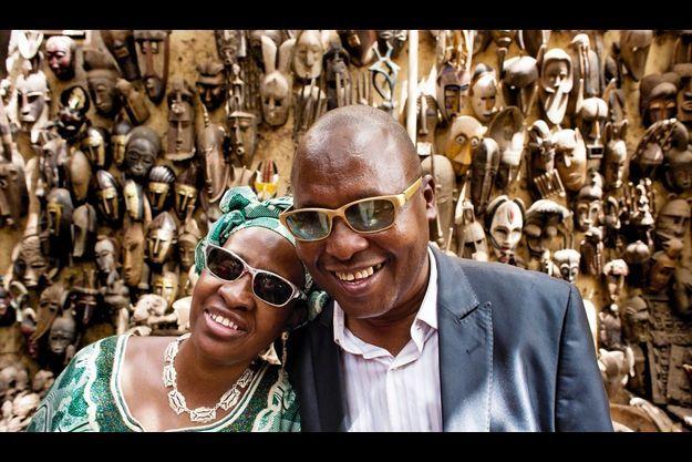 Amadou & Mariam: Mali et flamme
