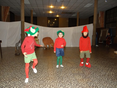 Balade musicale de Noël