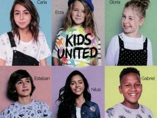 Kids United : leur album Un monde meilleur fait ravage !