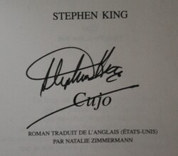 Stephen King était en France !