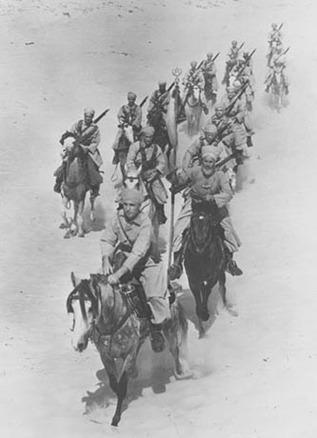 * Histoire des Spahis de la France Libre (1/3 : de l'escadron Jourdier au GRCA (Juillet 1940-Décembre 1941)