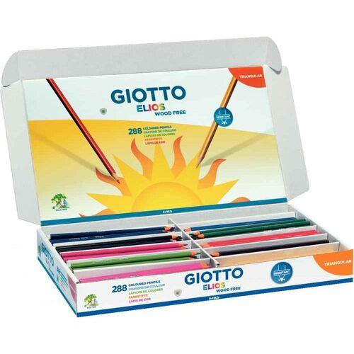Crayons de couleurs (schoolpacks, classpacks).