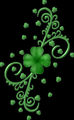 Décorations St-Patrick Série 7