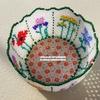 Petit Saladier Fleurs (1)