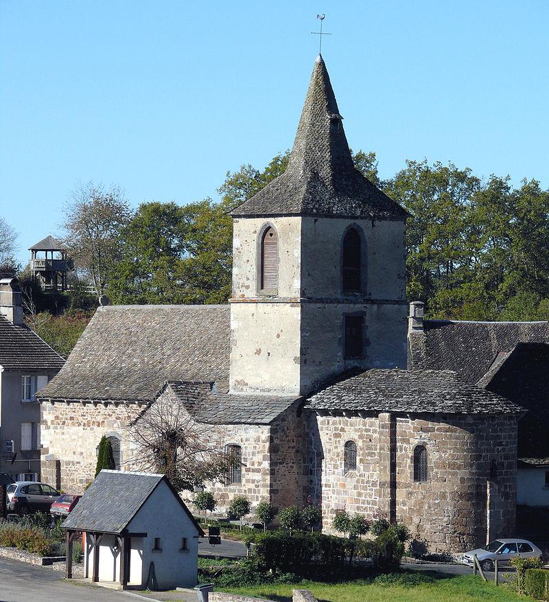 Chalvignac - Eglise -1.JPG