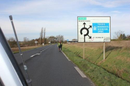 Bléré: 116 km