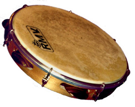 Pandeiro (Percussion)