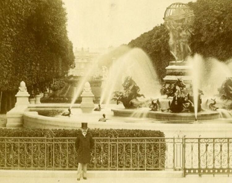 Enfance et vieillesse au Jardin du Luxembourg (2/2)
