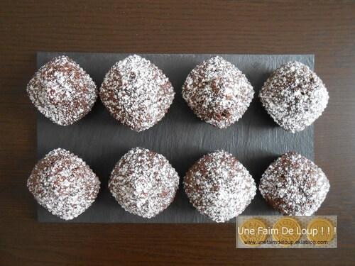 Moelleux chocolat & Maltesers