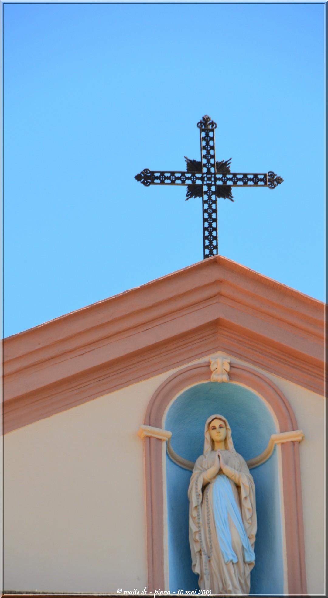 Eglise de Piana - Corse