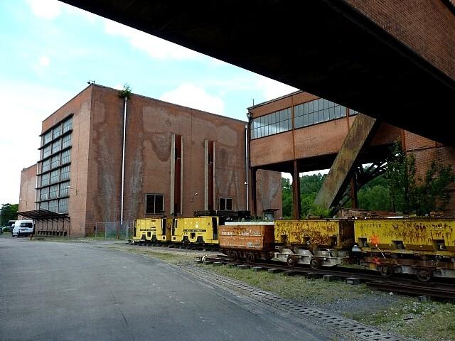 Le musée Les Mineurs Wendel 36 Marc de Metz 01 10 2012