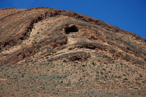 Un abri sous roche