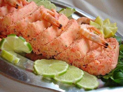 Blog de lisezmoi :Hello! Bienvenue sur mon blog!, Terrine de crevettes