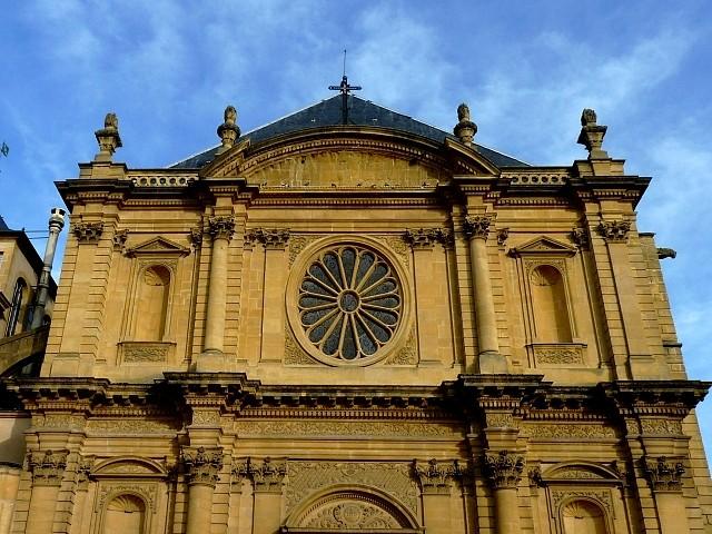 Metz l'église Saint-Clément 3 Marc de Metz 01 11 2012
