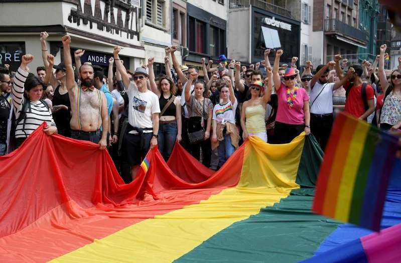 Strasbourg : trois hommes en garde à vue pour une agression homophobe