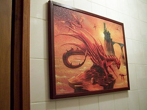 puzzle dragon rouge toilettes