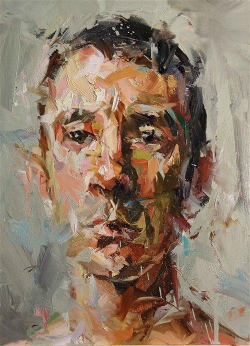 peintures de l'artiste  Paul Wright