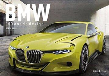 BMW 100 ans de design (Serge Bellu)