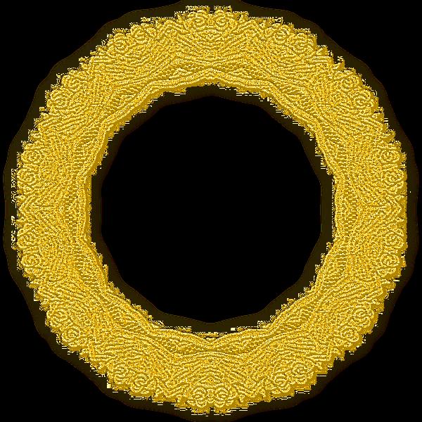 Dentelles jaunes 3