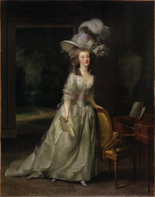 ARISTOCRATIE ANGLAISE 1790