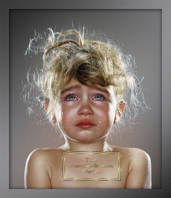 Enfants cheveux bouclés (o1 à 05)