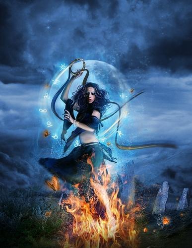La fête de Samhain :