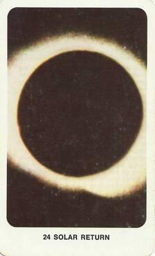 Tarot des Dakini-Solar Return