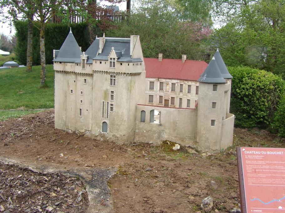 Château de Bouchet en Brenne