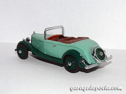 Panhard 6 CS cabriolet 1935