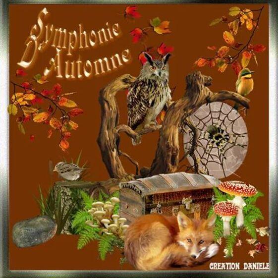 Créations d'images automne