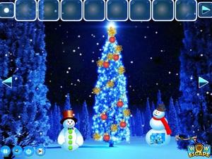 Jouer à Wow Christmas tree escape
