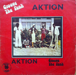 Aktion - Groove The Funk - Complete LP