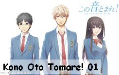 Kono Oto Tomare! 01 New!