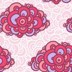 Motifs roses