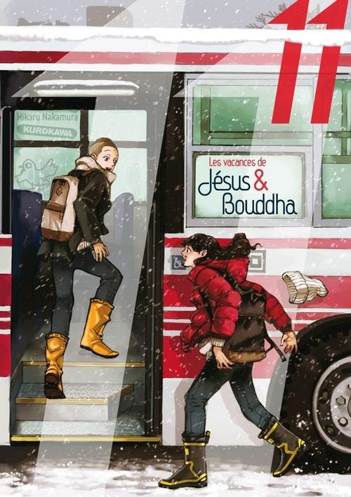 Les Vacances de Jésus & Bouddha - tome 11