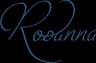 *** Rosanna Frame ***