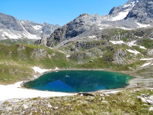 18/07/2018 Col de la Bailletta Alpes Grées Savoie 73 France