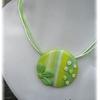 prémices printaniers verts