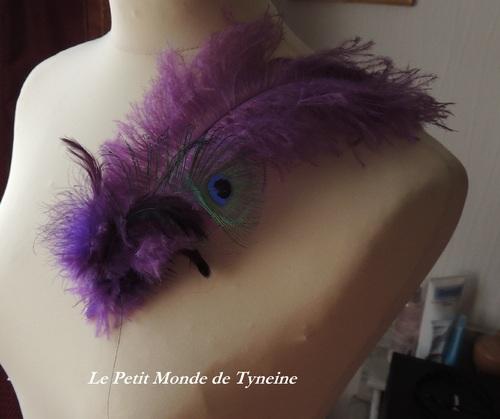 """Bijoux de cheveux """"Belle époque"""""""