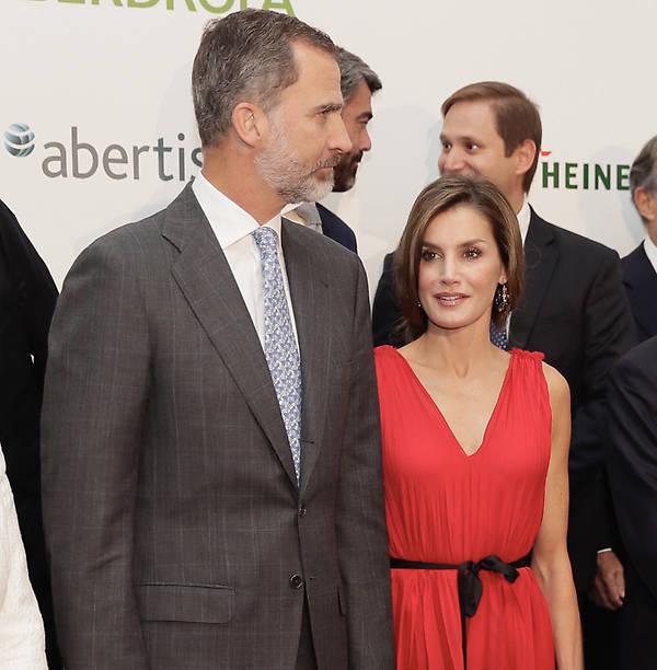 Felipe et Letizia le 19 septembre