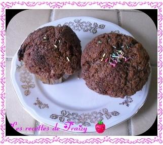 cupcakes aux mon chéri