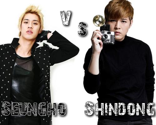 Seungho (MBLAQ) vs Shindong (Super Junior) - Round 37