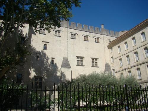 Flânnerie dans Avignon! Livrée Ceccano