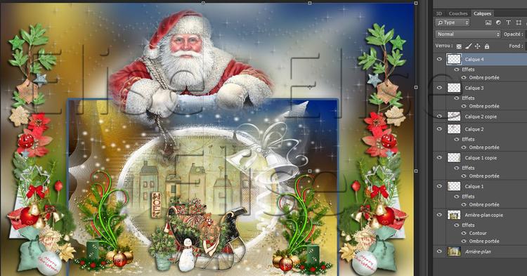 58. Bientôt Noël !!!  ps