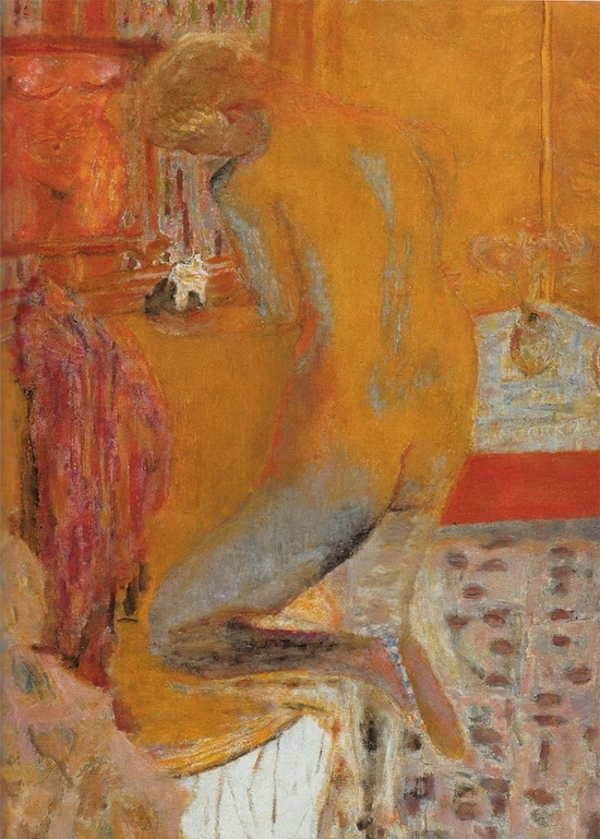 Pierre Bonnard, Nu jaune
