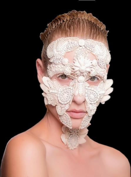 Tubes femmes masquées création 5