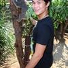 Booboo Stewart et Daniel Cudmore au zoo en Australie