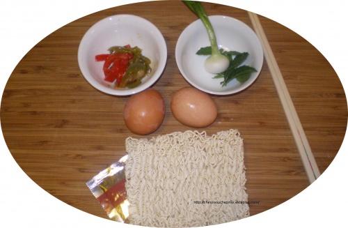 la soupe de la sage-femme, ingrédients