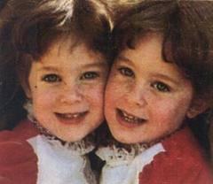 Katrhyn et Tiffany Lubra.